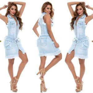 Colombian Butt Lift Dress